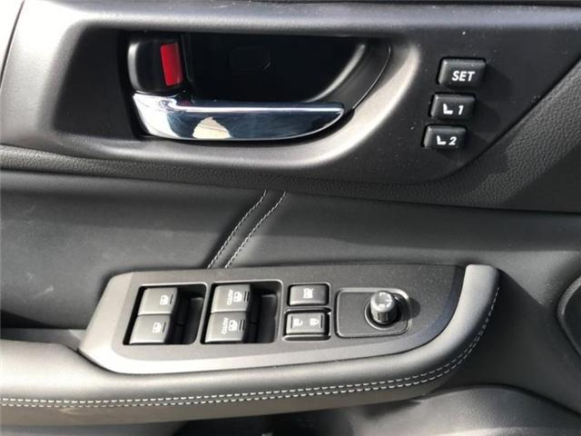2019 Subaru Legacy 2.5i Limited w/EyeSight Package (Stk: S19309) in Newmarket - Image 14 of 20