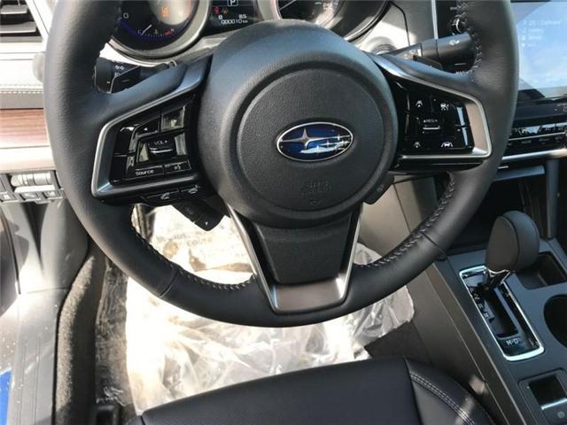 2019 Subaru Legacy 2.5i Limited w/EyeSight Package (Stk: S19309) in Newmarket - Image 15 of 20
