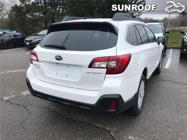 2019 Subaru Outback 2.5i Touring (Stk: S19392) in Newmarket - Image 5 of 10