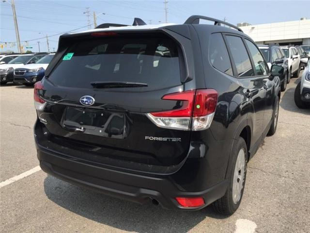 2019 Subaru Forester 2.5i Convenience (Stk: S19406) in Newmarket - Image 5 of 23