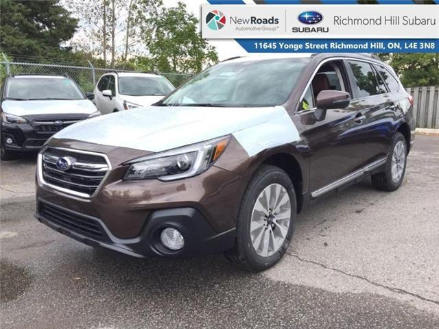 2019 Subaru Outback 3.6R Premier Eyesight CVT (Stk: 32127) in RICHMOND HILL - Image 1 of 20