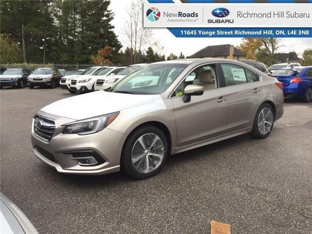 2019 Subaru Legacy 2.5i Limited Eyesight CVT (Stk: 32191) in RICHMOND HILL - Image 1 of 18