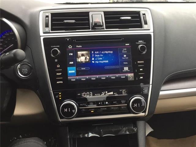 2019 Subaru Legacy 2.5i Limited Eyesight CVT (Stk: 32191) in RICHMOND HILL - Image 14 of 18