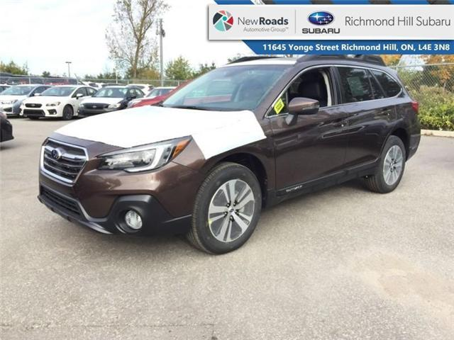 2019 Subaru Outback 3.6R Limited Eyesight CVT (Stk: 32220) in RICHMOND HILL - Image 1 of 20