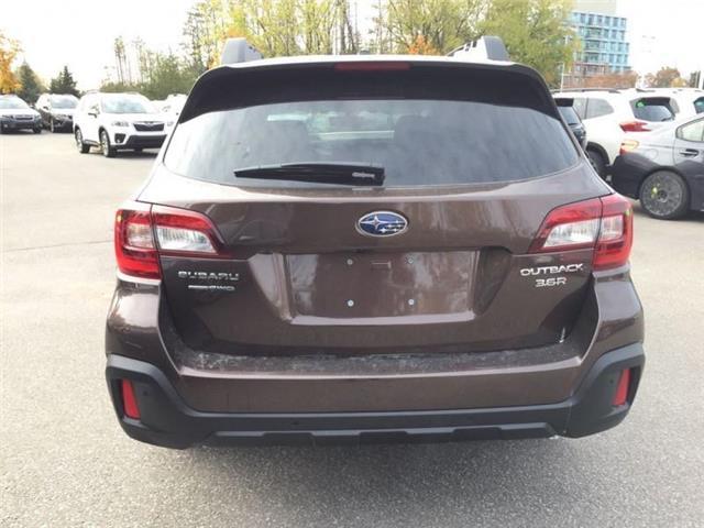 2019 Subaru Outback 3.6R Limited Eyesight CVT (Stk: 32220) in RICHMOND HILL - Image 4 of 20