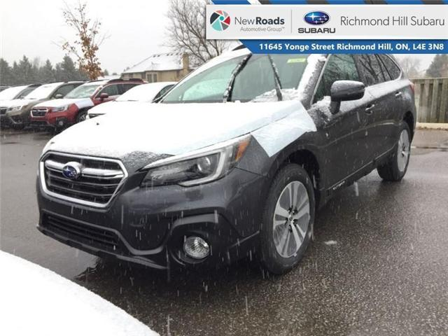 2019 Subaru Outback 3.6R Limited Eyesight CVT (Stk: 32267) in RICHMOND HILL - Image 1 of 20