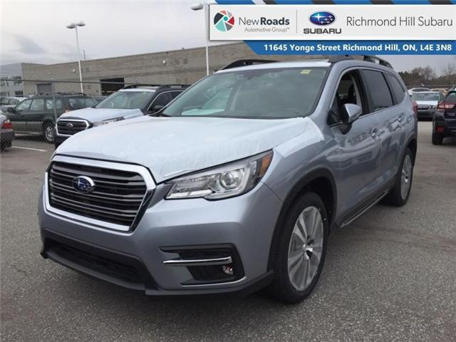 2019 Subaru Ascent Limited (Stk: 32443) in RICHMOND HILL - Image 1 of 20