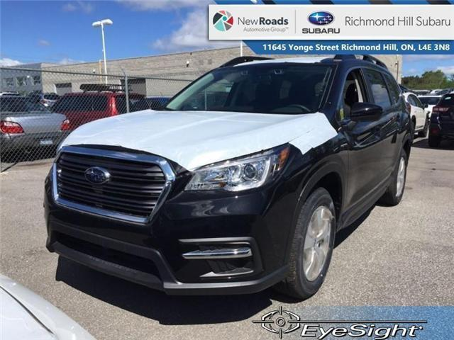 2019 Subaru Ascent Convenience (Stk: 32471) in RICHMOND HILL - Image 1 of 22