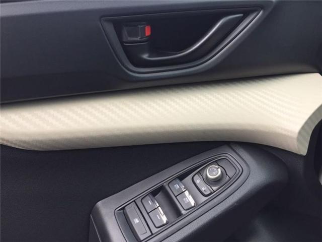 2019 Subaru Ascent Convenience (Stk: 32508) in RICHMOND HILL - Image 17 of 19