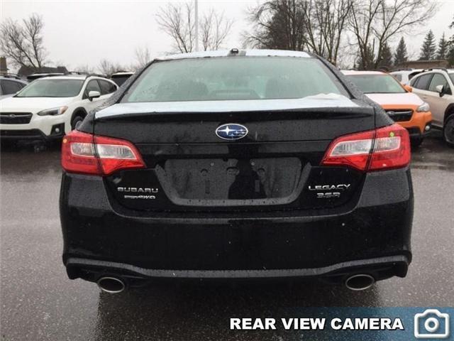 2019 Subaru Legacy 4dr Sdn 3.6R Limited Eyesight CVT (Stk: 32518) in RICHMOND HILL - Image 4 of 20