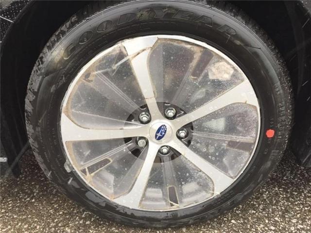 2019 Subaru Legacy 4dr Sdn 3.6R Limited Eyesight CVT (Stk: 32518) in RICHMOND HILL - Image 9 of 20