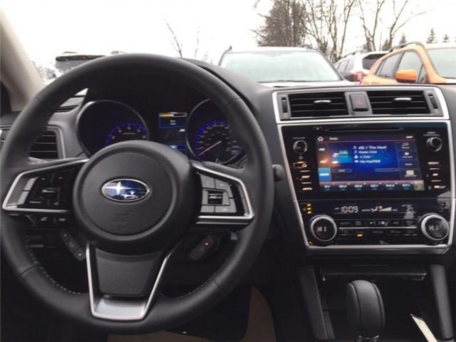 2019 Subaru Legacy 4dr Sdn 3.6R Limited Eyesight CVT (Stk: 32518) in RICHMOND HILL - Image 13 of 20