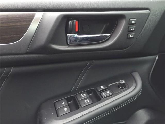 2019 Subaru Legacy 4dr Sdn 3.6R Limited Eyesight CVT (Stk: 32518) in RICHMOND HILL - Image 18 of 20