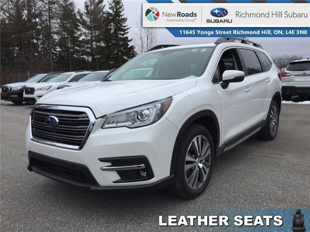 2019 Subaru Ascent Limited (Stk: 32536) in RICHMOND HILL - Image 1 of 20