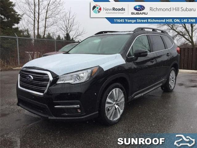 2019 Subaru Ascent Limited (Stk: 32548) in RICHMOND HILL - Image 1 of 19