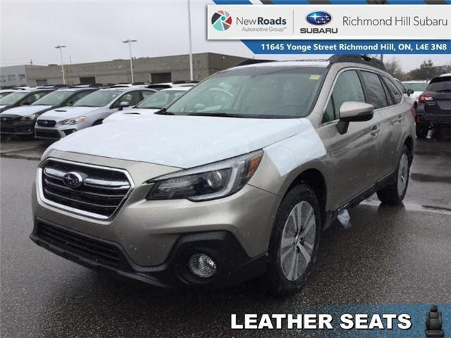 2019 Subaru Outback 2.5i Limited CVT (Stk: 32553) in RICHMOND HILL - Image 1 of 20