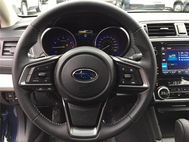 2019 Subaru Legacy 4dr Sdn 2.5i Touring Eyesight CVT (Stk: 32564) in RICHMOND HILL - Image 14 of 19