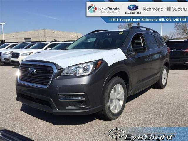 2019 Subaru Ascent Convenience (Stk: 32585) in RICHMOND HILL - Image 1 of 19