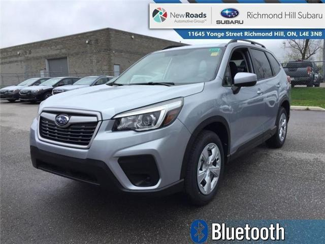 2019 Subaru Forester CVT (Stk: 32586) in RICHMOND HILL - Image 1 of 19