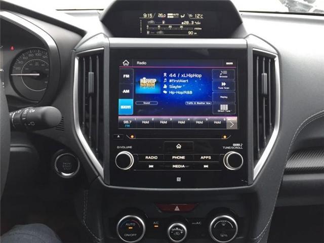2019 Subaru Impreza 5-dr Sport Eyesight AT (Stk: 32591) in RICHMOND HILL - Image 14 of 18