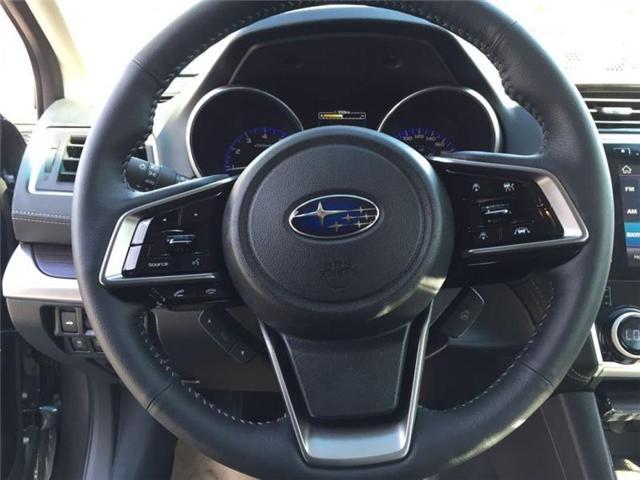 2019 Subaru Legacy 4dr Sdn 2.5i Limited Eyesight CVT (Stk: 32647) in RICHMOND HILL - Image 14 of 22