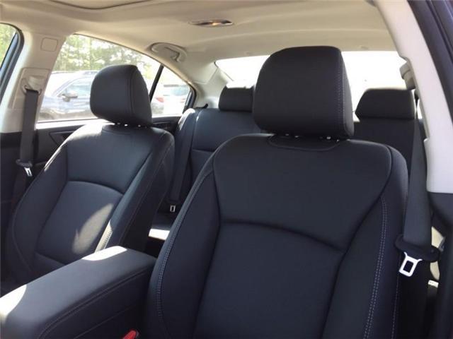 2019 Subaru Legacy 4dr Sdn 2.5i Limited Eyesight CVT (Stk: 32647) in RICHMOND HILL - Image 21 of 22