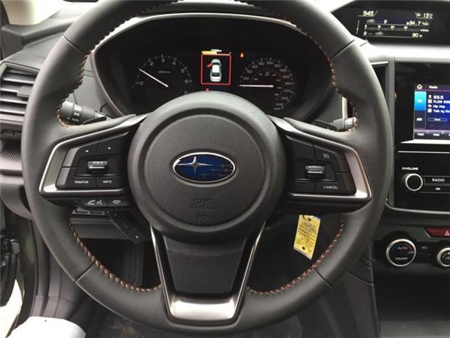 2019 Subaru Crosstrek Touring CVT (Stk: 32648) in RICHMOND HILL - Image 14 of 23