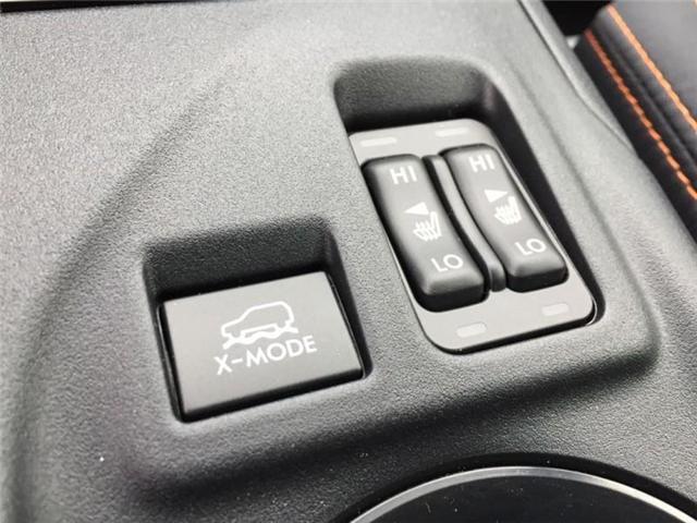 2019 Subaru Crosstrek Touring CVT (Stk: 32648) in RICHMOND HILL - Image 18 of 23