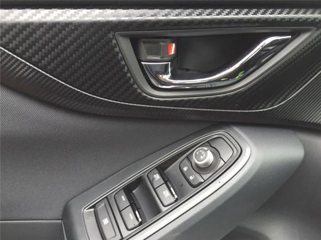 2019 Subaru Crosstrek Touring CVT (Stk: 32648) in RICHMOND HILL - Image 21 of 23