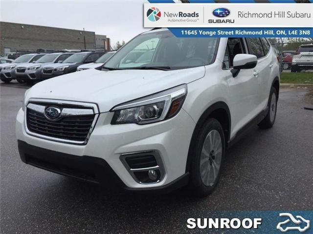2019 Subaru Forester Limited Eyesight CVT (Stk: 32653) in RICHMOND HILL - Image 1 of 19