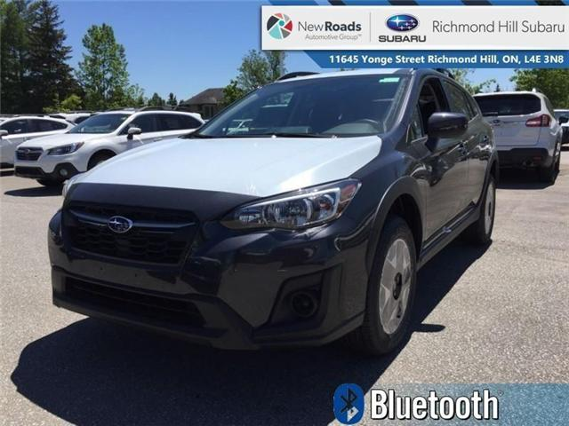 2019 Subaru Crosstrek Convenience CVT (Stk: 32664) in RICHMOND HILL - Image 1 of 21