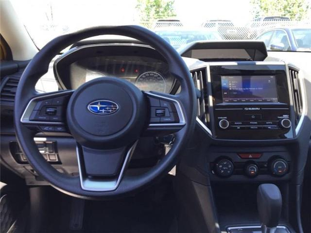 2019 Subaru Crosstrek Convenience CVT (Stk: 32664) in RICHMOND HILL - Image 12 of 21