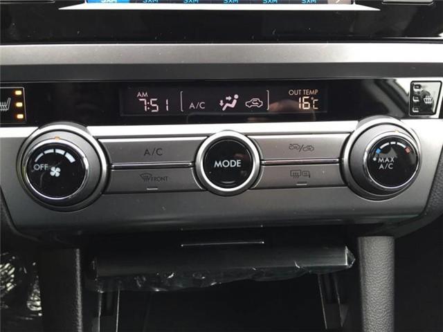 2019 Subaru Outback 2.5i CVT (Stk: 32669) in RICHMOND HILL - Image 17 of 21