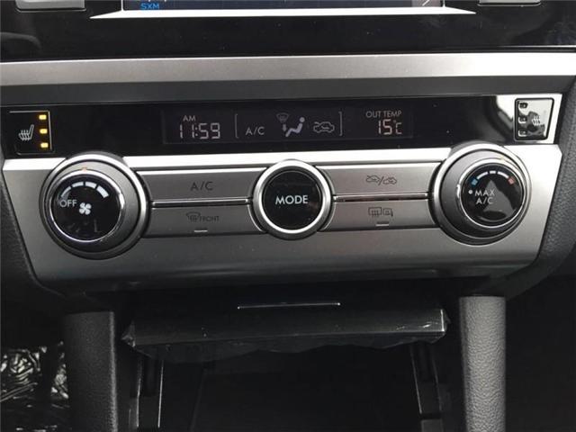 2019 Subaru Outback 2.5i CVT (Stk: 32668) in RICHMOND HILL - Image 17 of 21