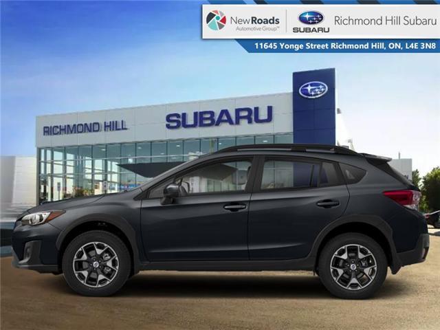 2019 Subaru Crosstrek  Sport CVT w/EyeSight Pkg (Stk: 32675) in RICHMOND HILL - Image 1 of 1