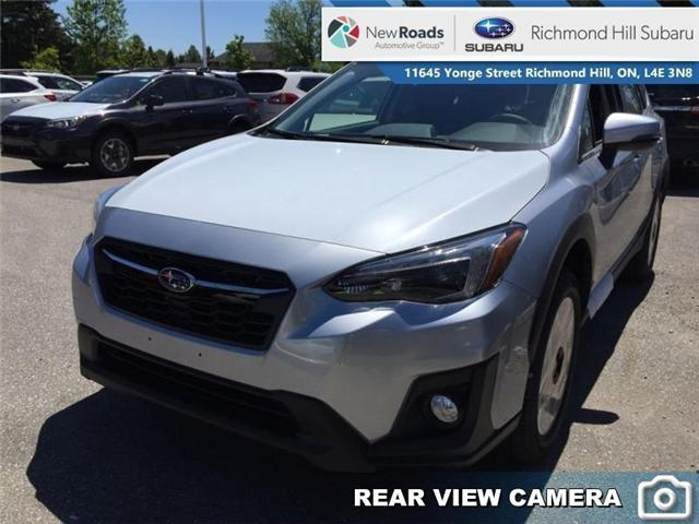 2019 Subaru Crosstrek Limited CVT w/EyeSight Pkg (Stk: 32680) in RICHMOND HILL - Image 1 of 22