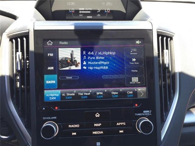 2019 Subaru Crosstrek Limited CVT w/EyeSight Pkg (Stk: 32680) in RICHMOND HILL - Image 14 of 22
