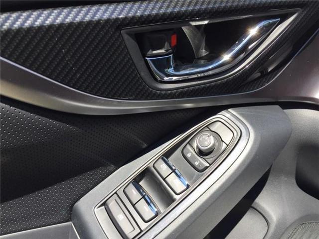 2019 Subaru Crosstrek Limited CVT w/EyeSight Pkg (Stk: 32680) in RICHMOND HILL - Image 20 of 22