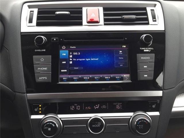 2019 Subaru Outback 2.5i CVT (Stk: 32679) in RICHMOND HILL - Image 15 of 20