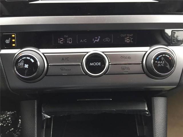 2019 Subaru Outback 2.5i CVT (Stk: 32679) in RICHMOND HILL - Image 17 of 20