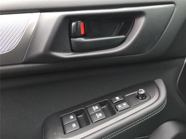 2019 Subaru Outback 2.5i CVT (Stk: 32679) in RICHMOND HILL - Image 18 of 20