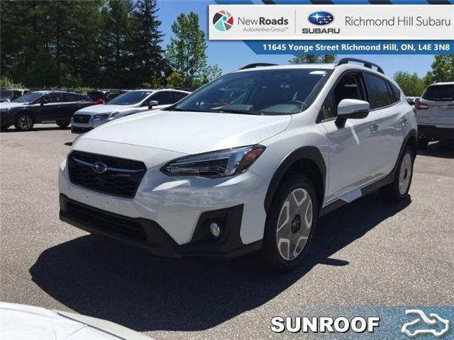 2019 Subaru Crosstrek Limited CVT w/EyeSight Pkg (Stk: 32695) in RICHMOND HILL - Image 1 of 23