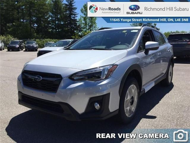 2019 Subaru Crosstrek  Sport CVT w/EyeSight Pkg (Stk: 32701) in RICHMOND HILL - Image 1 of 22
