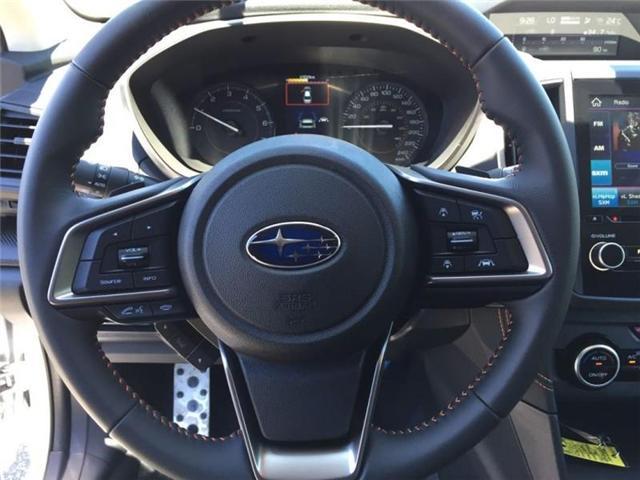 2019 Subaru Crosstrek  Sport CVT w/EyeSight Pkg (Stk: 32701) in RICHMOND HILL - Image 14 of 22