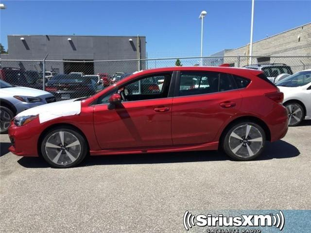 2019 Subaru Impreza 5-dr Sport-Tech Eyesight AT (Stk: 32698) in RICHMOND HILL - Image 2 of 22
