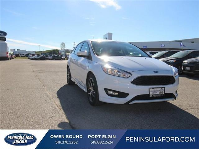2018 Ford Focus SE (Stk: 18FO22) in Owen Sound - Image 3 of 14
