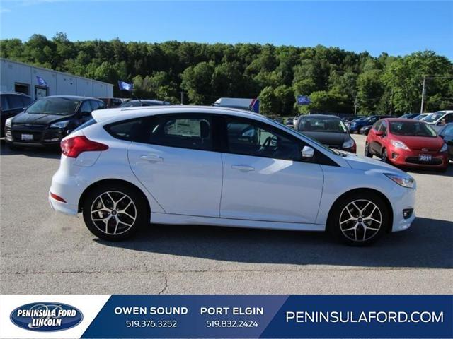 2018 Ford Focus SE (Stk: 18FO22) in Owen Sound - Image 4 of 14