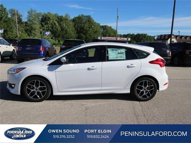2018 Ford Focus SE (Stk: 18FO22) in Owen Sound - Image 8 of 14