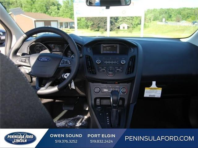 2018 Ford Focus SE (Stk: 18FO22) in Owen Sound - Image 13 of 14