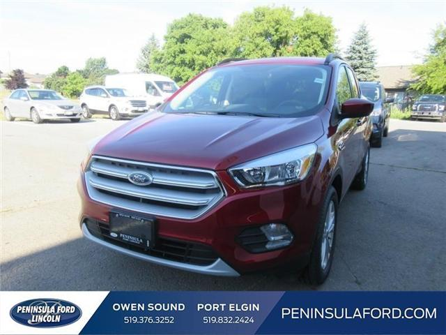 2018 Ford Escape SE (Stk: 18ES112) in Owen Sound - Image 1 of 16